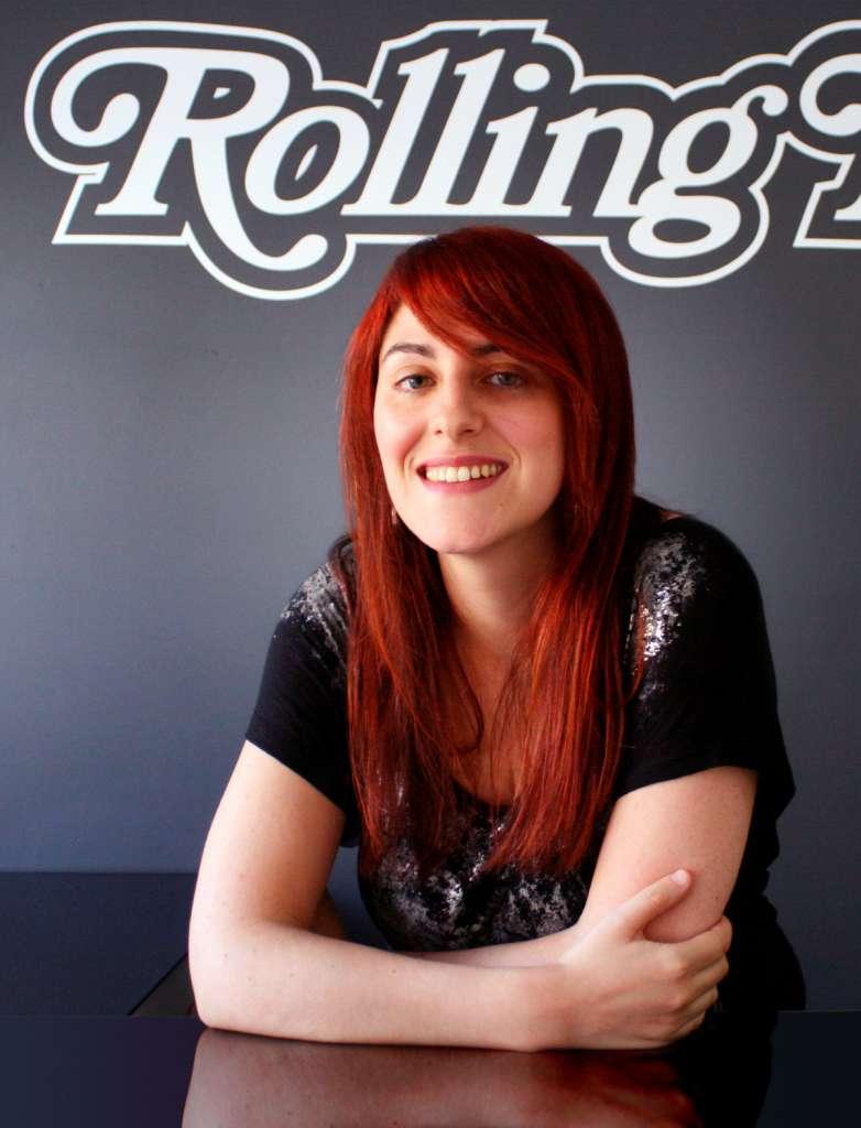 Rachel B. Gerente y Atención al Cliente de Rolling Tattoo