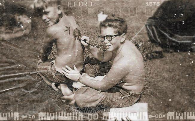 Ed Hardy, el americano que revolucionó el tatuaje moderno