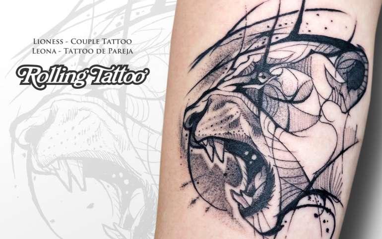 Simbología en los Tatuajes: El León